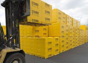 Zvětšit fotografii - Kompletní sortiment Ytong - kamionové dodávky
